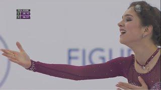 getlinkyoutube.com-2015 GPF - Evgenia Medvedeva SP UHD (commentary #2)