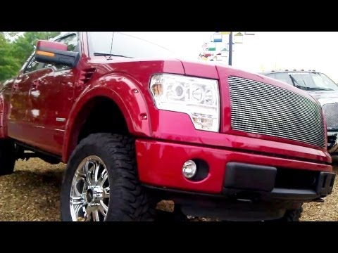 2013 FORD MUSTANG Vs 2013 FORD F150 F250 GMC