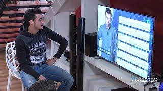 رافاييل جبور من لبنان في جلسة السوشيال ميديا نايت في ستار اكاديمي 11- 26/12/2015