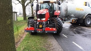getlinkyoutube.com-CRASH Massey Ferguson 7624 MAISERNTE 2014, ensilage du mais, corn harvest