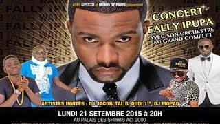 CONFIRMATION de Faly Ipupa: à Bamako 21 septembre 2015