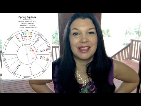 EQUINOX March 20, 2017 Astrology Numerology Forecast