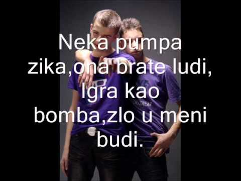 Ikac ft. Vanki-Klinka Iz Bloka (lyrics)