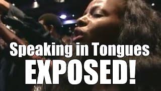 getlinkyoutube.com-Speaking in Tongues EXPOSED!  Pentecostal Speaking in Tongues Exposed by the Word of God