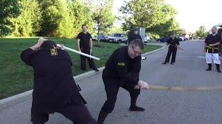 Kenjutsu Sword Practice - The Dojo Martial Arts