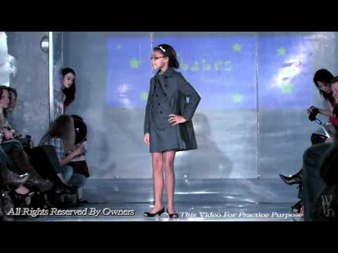 2011 Vancouver Fashion Week SPRING / SUMMER COLLECTION ---kids Fashion episode 1