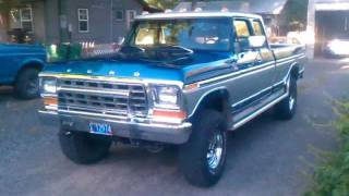 getlinkyoutube.com-1979 F250 Supercab 4X4 on EBAY