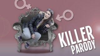 getlinkyoutube.com-Baby K feat Tiziano Ferro PARODIA (Steve Panda feat. Lady C.)