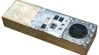 getlinkyoutube.com-How to make  50w bluetooth amplifier