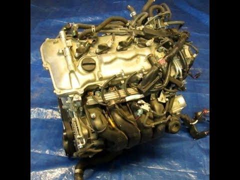 2zr двигатель Тойота сборка часть 2