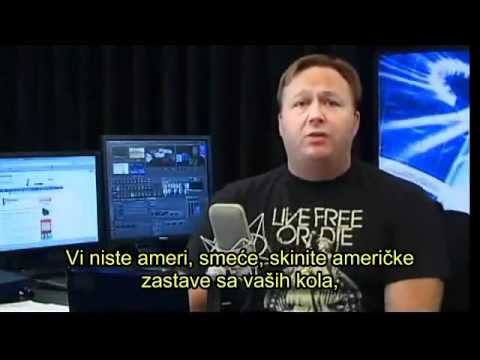 Alex Jones - Dom robova