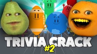 Annoying Orange Let's Play - MORE TRIVIA CRACK