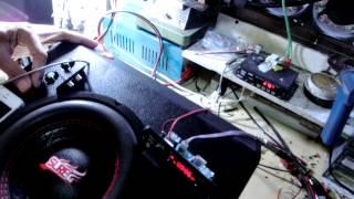 รีวิวเครื่องเล่น MP3-USB-Bluetooth ใช้ไฟ12V BYช่างมิ้น M&M-Sound