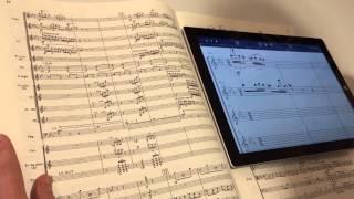 getlinkyoutube.com-Writing music with StaffPad