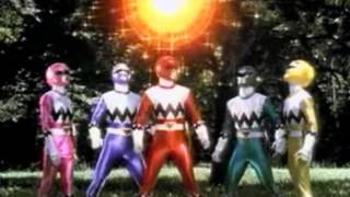 Power Rangers Memorable Moments   Lights of Orion