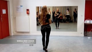 getlinkyoutube.com-After class demo Lady Styling Kizomba by Morgane Lucia