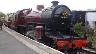 getlinkyoutube.com-East Lancashire Railway Visit Saturday 9th May 2015