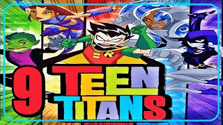 getlinkyoutube.com-Teen Titans - Part 9 - English