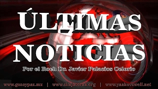 getlinkyoutube.com-Últimas Noticias por el Roeh Dr. Javier Palacios Celorio - Kehila Gozo y Paz