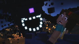 getlinkyoutube.com-Minecraft: Story Mode - All Deaths and Kills Episode 1 60FPS HD