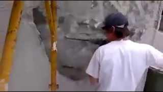 getlinkyoutube.com-Polen am Bau ! Einfach geil