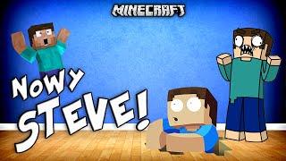 getlinkyoutube.com-NOWY STEVE W MINECRAFT?! - Steve Mod