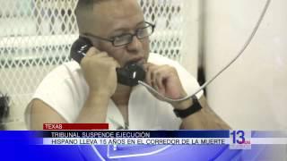 Tribunal suspende ejecucíon de hispano