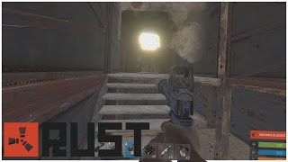 getlinkyoutube.com-Rust 2.0 - The Fresh Spawn Raid! [60 FPS]