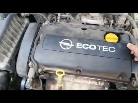Opel Astra H Z18XER. Лопнула мембрана в клапанной крышке