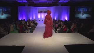getlinkyoutube.com-HijabFest 2014 Nzinga Knight Fashion Show