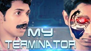My Terminator Robot | Hindi Comedy Video | Pakau TV Channel