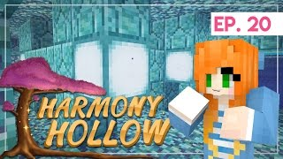 """""""WATER TEMPLE""""   Minecraft: Harmony Hollow - Ep.20"""