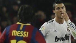 getlinkyoutube.com-Lionel Messi & Cristian Ronaldo - LAS MEJORES PELEAS DE LIONEL MESSI   Emocion   #imperdible