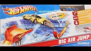 getlinkyoutube.com-МАШИНКИ BIG AIR JUMP  HOT WHEELS