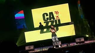 CAZZU - Fantasías (vivo) #TrapFest