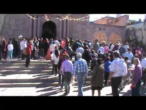Peregrinacion Hijos Ausentes Fiestas Patronales Villa Guerrero 2013
