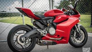 getlinkyoutube.com-Ducati 899 Panigale Termignoni Exhaust System - Sound Test
