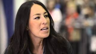 getlinkyoutube.com-Chip and Joanna Gaines in Kansas City