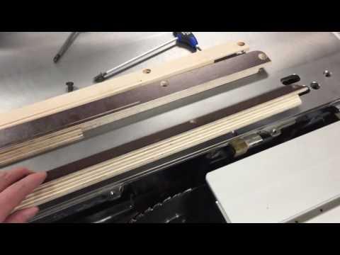 Making a Zero Clearance Insert Plate Youtube Thumbnail