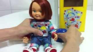 "getlinkyoutube.com-Chucky Good Guys Dream Rush 12"" MADE 300 ONLY WORLD (NOT FOR SALE)"