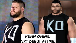 getlinkyoutube.com-How to create Kevin Owens in SvR 2011 PS2