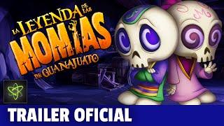 getlinkyoutube.com-La Leyenda De Las Momias - Trailer Oficial (2014)