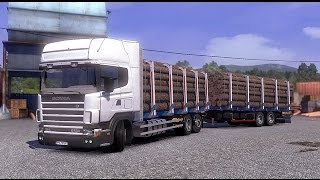 getlinkyoutube.com-[ETS2 v1.20] Scania 4-Series v2.2