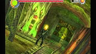 Ghost rider Ps2 walkthrough part 11 (no commentary)