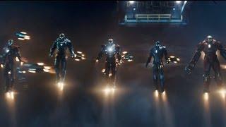Iron Man 3    Official Trailer UK Marvel | HD