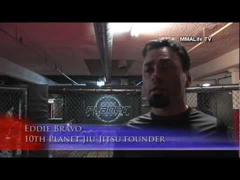 MMA Life - (Episode 6 - PART 1 OF 2) - 10th Planet Jiu-Jitsu - Eddie Bravo