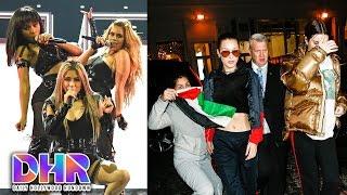 getlinkyoutube.com-Fifth Harmony SLAY First Performance as Foursome - Kendall & Bella AMBUSHED by Fan (DHR)