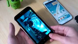 getlinkyoutube.com-Galaxy Note 2 clone showcase