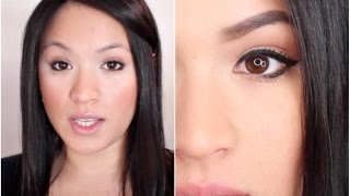 getlinkyoutube.com-EYEBROW TINTING | DOES IT WORK?