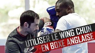 Comment utiliser le Wing Chun en Boxe Anglaise - GREGGOT & Rikaans
